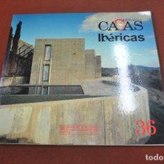 Libros de segunda mano: CASAS IBÉRICAS - EDITH BOKLER - AQ2. Lote 194616370