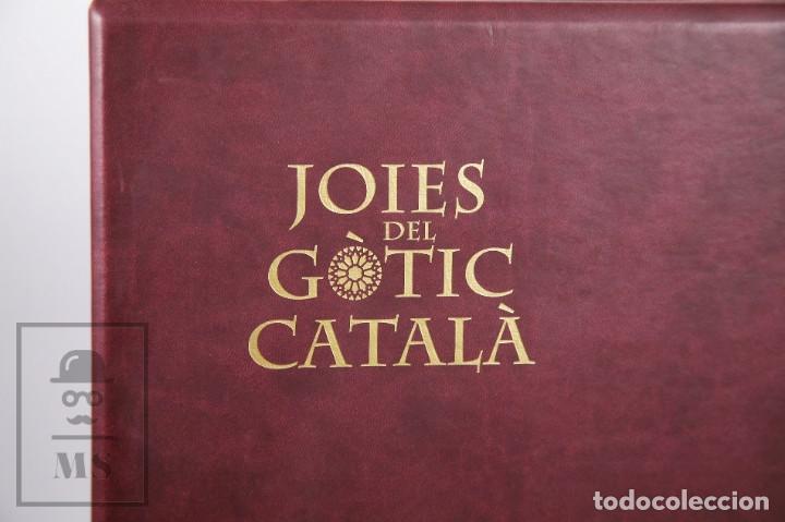 Libros de segunda mano: Libro de Gran Formato - Joies del Gòtic Català - Enciclopèdia Catalana, 2013 - #FLA - Foto 2 - 194850081