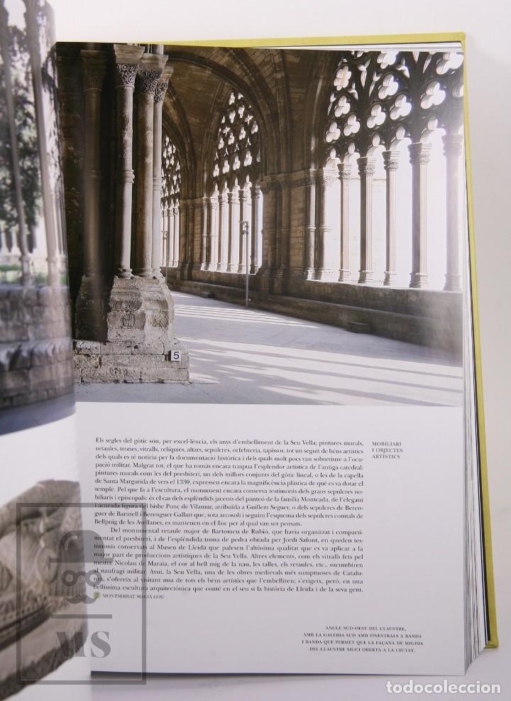 Libros de segunda mano: Libro de Gran Formato - Joies del Gòtic Català - Enciclopèdia Catalana, 2013 - #FLA - Foto 7 - 194850081