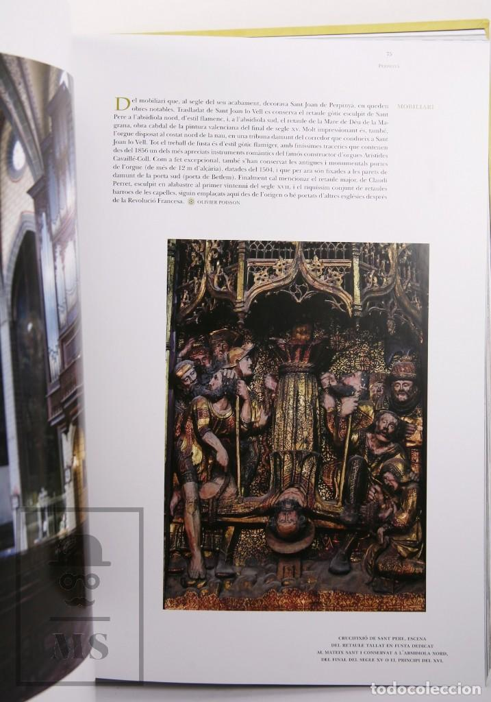 Libros de segunda mano: Libro de Gran Formato - Joies del Gòtic Català - Enciclopèdia Catalana, 2013 - #FLA - Foto 10 - 194850081
