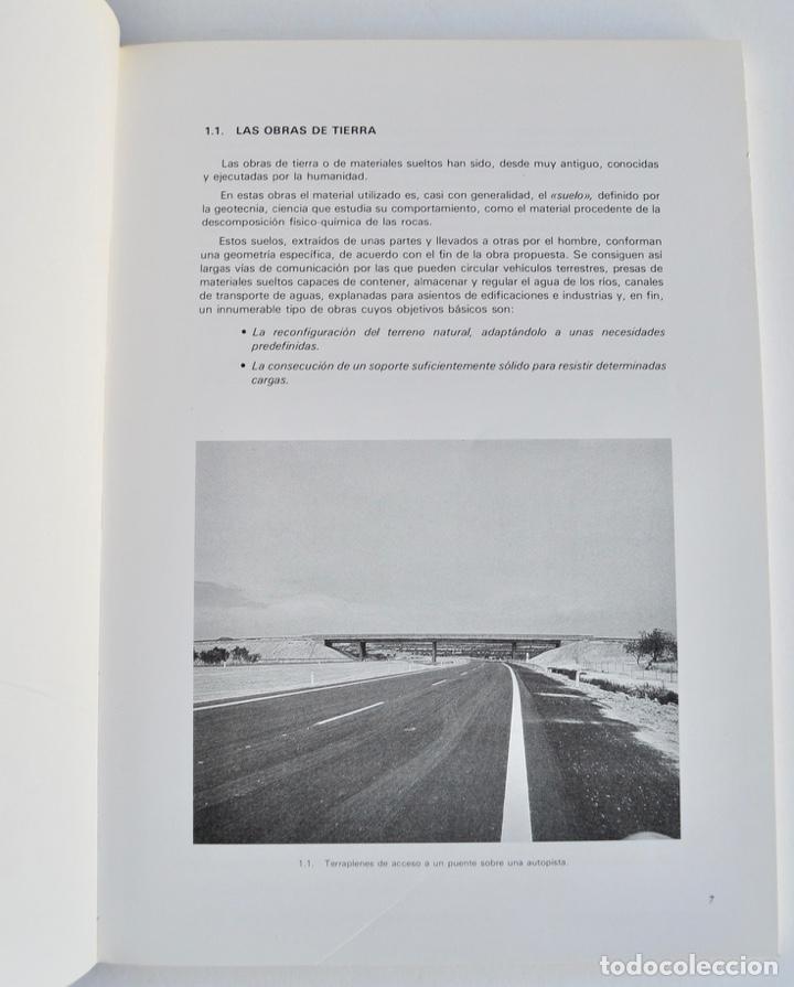 Libros de segunda mano: Félix y Luis Fernández. Introducción a la Compactación Vibratoria. Lebrero. Zaragoza, 1986 - Foto 3 - 194882692