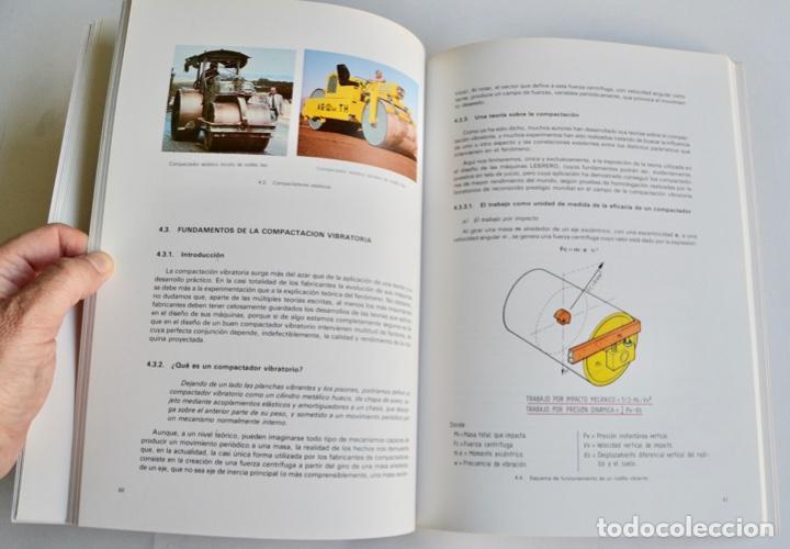 Libros de segunda mano: Félix y Luis Fernández. Introducción a la Compactación Vibratoria. Lebrero. Zaragoza, 1986 - Foto 5 - 194882692
