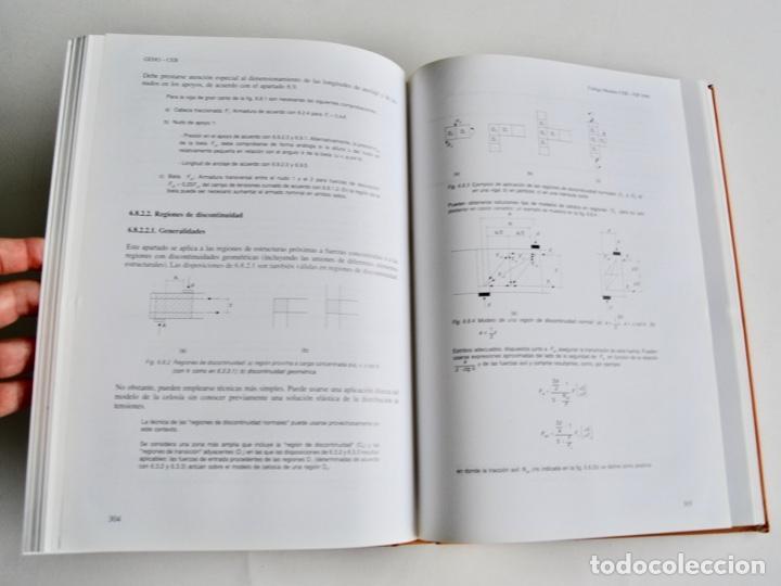Libros de segunda mano: E-4 Estructuras y Edificación. Código Modelo CEB-FIP 1990 para Hormigón Estructural. 1995 - Foto 12 - 194885418