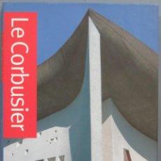 Libros de segunda mano: LE CORBUSIER. ELIZABETH DARLING. Lote 194966965