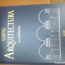 Libros de segunda mano: EL GRAN ARTE EN LA ARQUITECTURA 30 TOMOS SALVAT. Lote 195034483