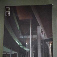 Libros de segunda mano: ESPÍRITU NUEVO Nº 1 : REVISTA INTERNACIONAL DE ESTÉTICA VIVA - ED. MADRID,1993 - ARQUITECTURA. Lote 195043655
