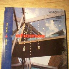 Libros de segunda mano: OFICINAS - REVISTA DE DISEÑO , INTERIORISMO, ARQUITECTURA Y MOBILIARIO .. Lote 195084841