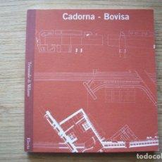 Libros de segunda mano: TRIENNALE DI MILANO . CADORNA - BOVISA . . Lote 195092061