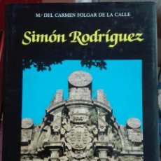 Libros de segunda mano: FOLGAR DE LA CALLE. SIMÓN RODRÍGUEZ. 1989. Lote 195137248
