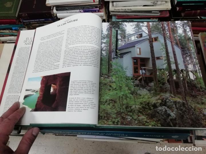 Libros de segunda mano: EL LIBRO DE LA CASA NATURAL. CÓMO CREAR UN HOGAR SANO,ARMÓNICO Y ECOLÓGICO. DAVID PEARSON. 1993 - Foto 7 - 195235427