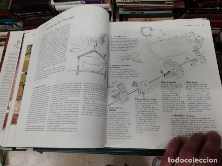 Libros de segunda mano: EL LIBRO DE LA CASA NATURAL. CÓMO CREAR UN HOGAR SANO,ARMÓNICO Y ECOLÓGICO. DAVID PEARSON. 1993 - Foto 9 - 195235427