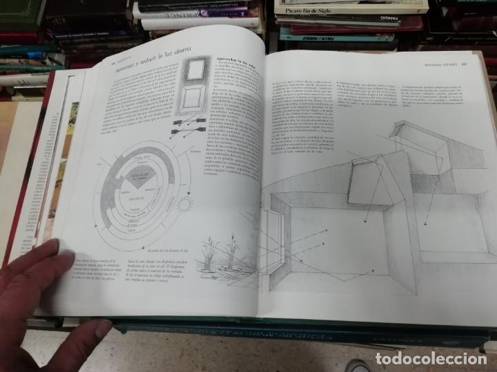 Libros de segunda mano: EL LIBRO DE LA CASA NATURAL. CÓMO CREAR UN HOGAR SANO,ARMÓNICO Y ECOLÓGICO. DAVID PEARSON. 1993 - Foto 11 - 195235427