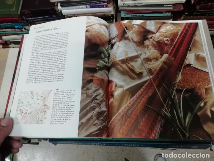 Libros de segunda mano: EL LIBRO DE LA CASA NATURAL. CÓMO CREAR UN HOGAR SANO,ARMÓNICO Y ECOLÓGICO. DAVID PEARSON. 1993 - Foto 14 - 195235427