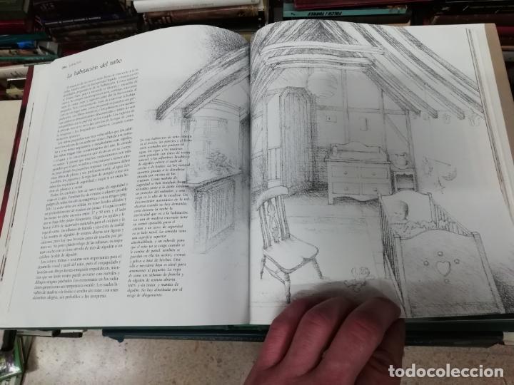 Libros de segunda mano: EL LIBRO DE LA CASA NATURAL. CÓMO CREAR UN HOGAR SANO,ARMÓNICO Y ECOLÓGICO. DAVID PEARSON. 1993 - Foto 18 - 195235427