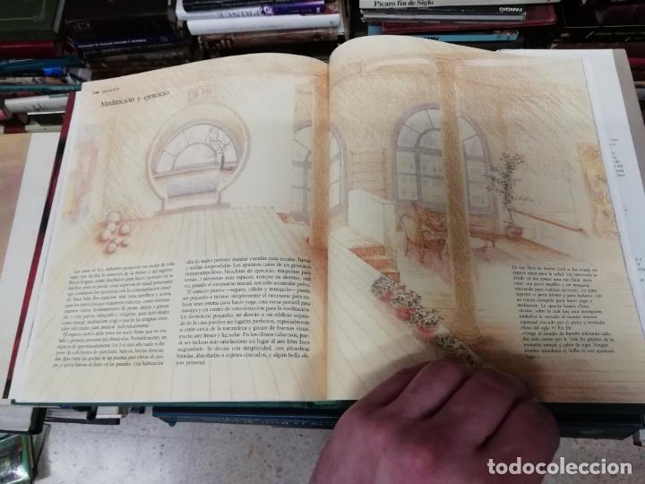 Libros de segunda mano: EL LIBRO DE LA CASA NATURAL. CÓMO CREAR UN HOGAR SANO,ARMÓNICO Y ECOLÓGICO. DAVID PEARSON. 1993 - Foto 19 - 195235427