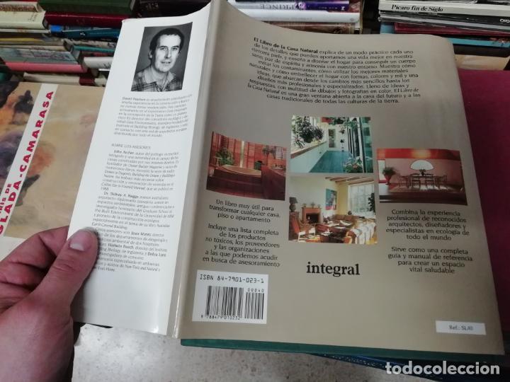 Libros de segunda mano: EL LIBRO DE LA CASA NATURAL. CÓMO CREAR UN HOGAR SANO,ARMÓNICO Y ECOLÓGICO. DAVID PEARSON. 1993 - Foto 22 - 195235427