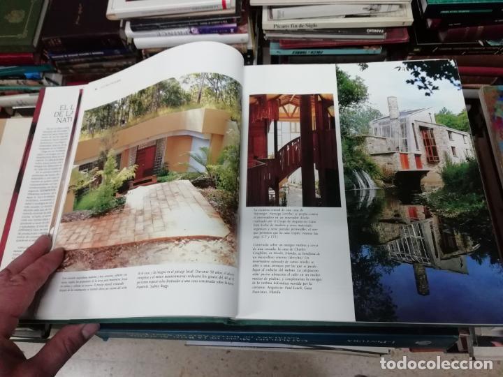 EL LIBRO DE LA CASA NATURAL. CÓMO CREAR UN HOGAR SANO,ARMÓNICO Y ECOLÓGICO. DAVID PEARSON. 1993 (Libros de Segunda Mano - Bellas artes, ocio y coleccionismo - Arquitectura)