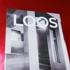 Libros de segunda mano: LIBRO-ADOLF LOOS-1870/1933-AUGUST SARNITZ-AQUITECTO,CRÍTICO Y DANDY-TACHEN-NUEVO-VER FOTOS. Lote 195243928
