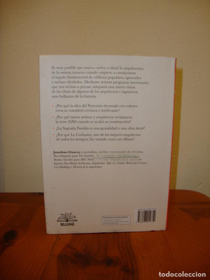 Libros de segunda mano: ¿QUÉ HACE TAN EXTRAORDINARIA LA TORRE EIFFEL? - JONATHAN GLANCEY - BLUME, MUY BUEN ESTADO - Foto 3 - 195324627
