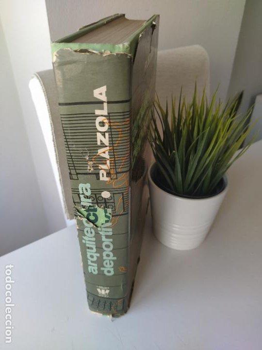 Libros de segunda mano: ARQUITECTURA DEPORTIVA - ALFREDO PLAZOLA CISNEROS - LIMUSA WILEY - Foto 2 - 195330842