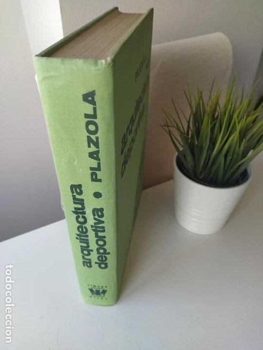 Libros de segunda mano: ARQUITECTURA DEPORTIVA - ALFREDO PLAZOLA CISNEROS - LIMUSA WILEY - Foto 5 - 195330842