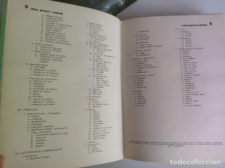 Libros de segunda mano: ARQUITECTURA DEPORTIVA - ALFREDO PLAZOLA CISNEROS - LIMUSA WILEY - Foto 7 - 195330842