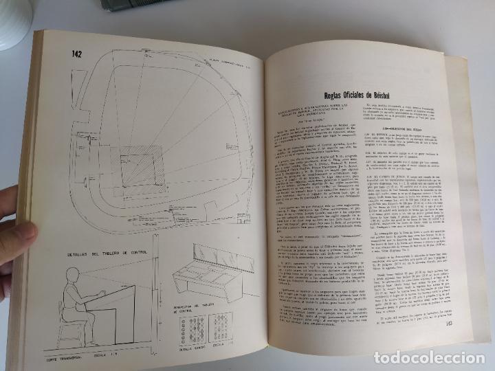 Libros de segunda mano: ARQUITECTURA DEPORTIVA - ALFREDO PLAZOLA CISNEROS - LIMUSA WILEY - Foto 11 - 195330842
