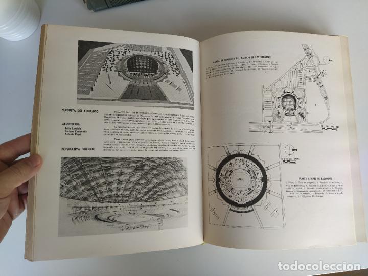 Libros de segunda mano: ARQUITECTURA DEPORTIVA - ALFREDO PLAZOLA CISNEROS - LIMUSA WILEY - Foto 12 - 195330842