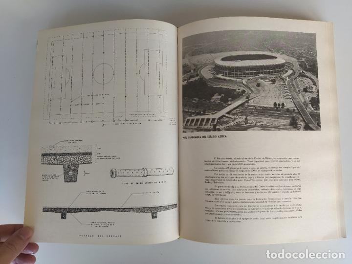 Libros de segunda mano: ARQUITECTURA DEPORTIVA - ALFREDO PLAZOLA CISNEROS - LIMUSA WILEY - Foto 14 - 195330842