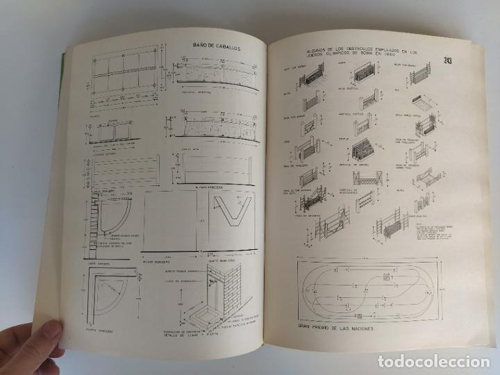 Libros de segunda mano: ARQUITECTURA DEPORTIVA - ALFREDO PLAZOLA CISNEROS - LIMUSA WILEY - Foto 15 - 195330842