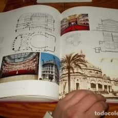 Libros de segunda mano: ESCENARIOS DE ESPAÑA. FCC . 1ª EDICIÓN 2006 . PLAZA DE TOROS, TEATROS , ÓPERA , OLÍMPICOS... . Lote 195335621