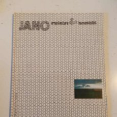 Libros de segunda mano: JANO ARQUITECTURA 18 AÑO 1974 REVISTA DE ARQUITECTURA. Lote 195364753