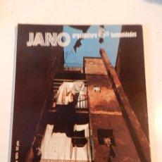 Libros de segunda mano: JANO ARQUITECTURA 19 AÑO 1974 REVISTA DE ARQUITECTURA. Lote 195364793