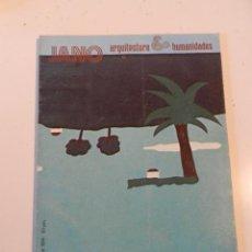 Libros de segunda mano: JANO ARQUITECTURA 21 AÑO 1974 REVISTA DE ARQUITECTURA - FINLANDIA. Lote 195364867