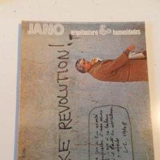 Libros de segunda mano: JANO ARQUITECTURA 25 AÑO 1975 REVISTA DE ARQUITECTURA - VER ÍNDICE. Lote 195365542