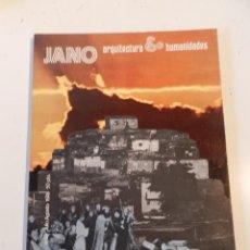Libros de segunda mano: JANO ARQUITECTURA 29 AÑO 1975 REVISTA DE ARQUITECTURA - VER ÍNDICE. Lote 195365752