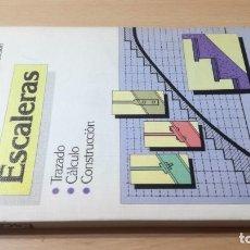 Libros de segunda mano: ESCALERAS - CEAC - JOSE Mª IGOAK504. Lote 195421480