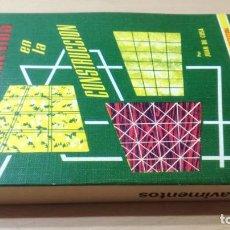 Libros de segunda mano: PAVIMENTOS EN LA CONSTRUCCION - CEAC - JUAN DE CUSA K504. Lote 195421647