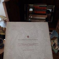 Libros de segunda mano: REFLEXIONES EN TORNO AL PATRIMONIO HISTÓRICO ARTÍSTICO TEATRO ROMANO SAGUNTO. Lote 195471217