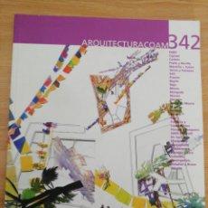 Libros de segunda mano: ARQUITECTURA COAM 342. Lote 195473265