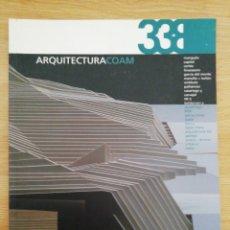 Libros de segunda mano: ARQUITECTURA COAM 338. Lote 195473508