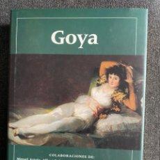 Libros de segunda mano: GOYA. Lote 195862821