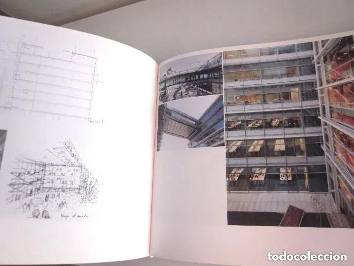 Libros de segunda mano: Edificio Beatriz Madrid 2013 La piel dura Beatriz Building The hard skin en español e inglés 432 pág - Foto 8 - 196603707