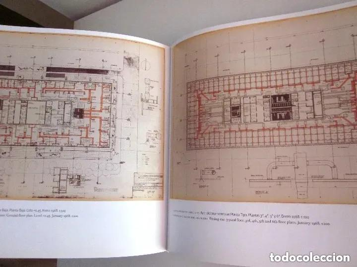 Libros de segunda mano: Edificio Beatriz Madrid 2013 La piel dura Beatriz Building The hard skin en español e inglés 432 pág - Foto 10 - 196603707