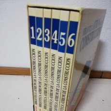 Libros de segunda mano: BIBLIOTECA ATRIUM DE LA CONSTRUCCION (6 TOMOS) COMPLETA . Lote 196946895