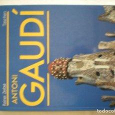 Libros de segunda mano: ANTONI GAUDÍ (TASCHEN) RAINER ZERBST. Lote 198468235