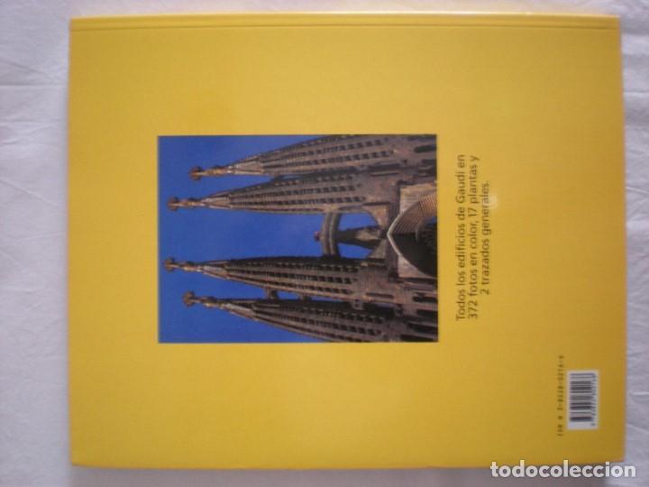 Libros de segunda mano: Antoni Gaudí (Taschen) Rainer Zerbst - Foto 2 - 198468235