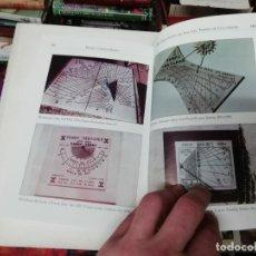 Libros de segunda mano: MALLORCA I ELS RELLOTGES DE SOL / ELS RELLOTGES DE SOL DEL TERME DE LLUCMAJOR .1999. S'ESTANYOL. Lote 198856737