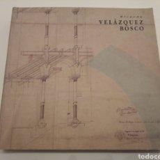 Libros de segunda mano: RICARDO VELAZQUEZ BOSCO VIDA Y OBRA CATÁLOGO EXPOSICIÓN MEAC 1990 MINISTERIO CULTURA. Lote 199254403