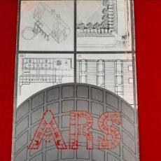 Libros de segunda mano: SUPLEMENTO REVISTA ARS AGOSTO 1983, REVISTA LATINOAMERICANA DE ARQUITECTURA-DIFICIL. Lote 199283693